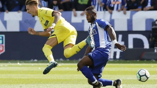 """Alaves"" – ""Vilyarreal"" 0:3"
