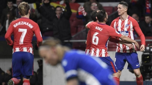 """Atletiko"" – ""Alaves"" - 1:0"