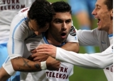 """İstanbul BB"" - ""Trabzonspor"" - 0:2 - VİDEO"