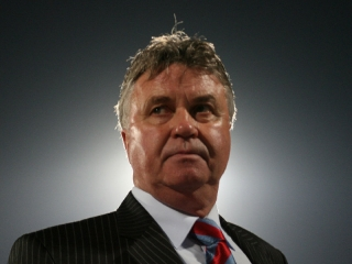 Hiddink PSV-də!