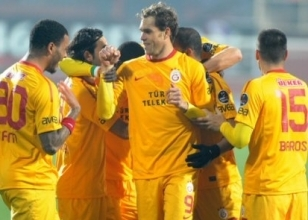 """Trabzonspor"" - ""Qalatasaray"" 0:3 - VİDEO"