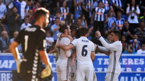 """Alaves"" – ""Real"" - 1:4"