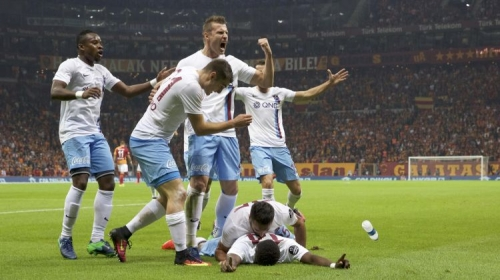 """Qalatasaray"" – ""Trabzonspor"" - 0:1"